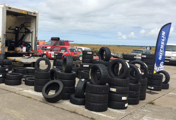 JD Motorsport Tyres Wales Race Rally
